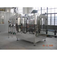 Automática 3 em 1 máquina de enchimento do frasco