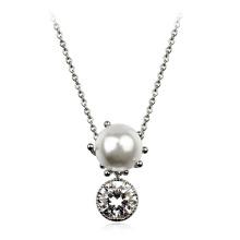 Collier de bijoux pendentif en perles et bijoux en or brillant en 2016