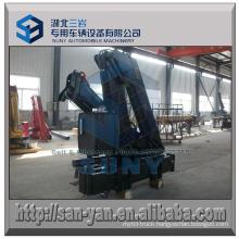 5000 Kg Knuckle Boom Truck Mounted Crane