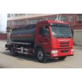 FAW 4X2 9M3 Chemical Liquid Tanker Truck