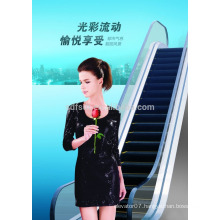 FJZY passenger escalator with Japanese technology,perfect quality