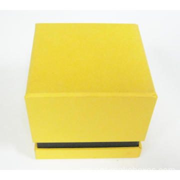 Warna Kuning Rigid 2 Pieces Candle Box
