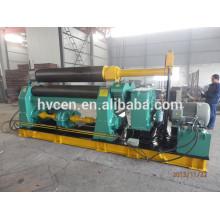 Máquina de laminación de chapa de acero / laminadora de plancha 12mm