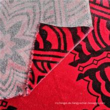 Großhandel bedruckt 100% Polyester Vorhang Stoff