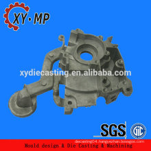 aluminium die casting machine parts/aluminum cast machining parts