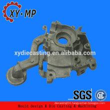 aluminium die casting machine parts/aluminum cast machining parts