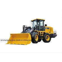 China Construction Machinery 3 Ton Wheel Loader Lw300fv