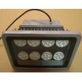 10W-200W al aire libre haz estrecho de luz LED para la iluminación del edificio