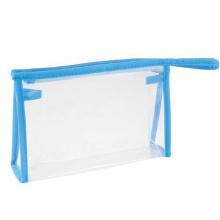 transparent plastic PVC kids cartoon zipper pencil case