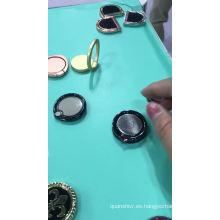 2017 Icheckey nuevo diseño Finger metal anillo móvil titular 360 grados universal titular de teléfono del coche