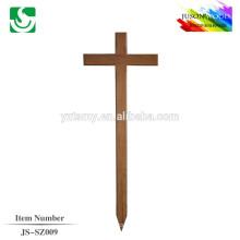 хорошее качество пользовательских твердой древесины крест