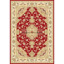 Wilton Machine Made Viscose Oriental Carpet Rug