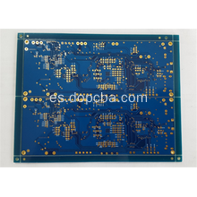Tablero de doble cara FR4 94v0 ENIG PCB de doble cara