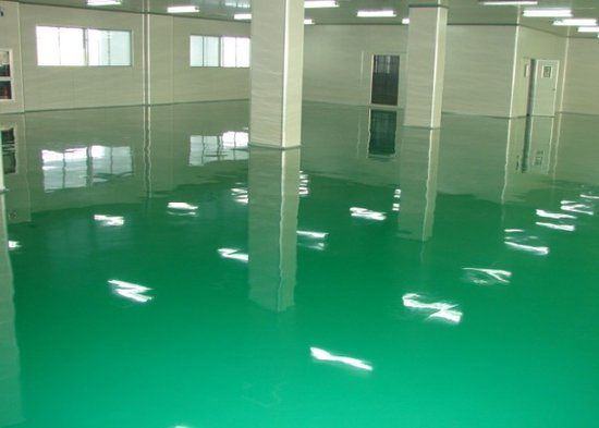 Self Leveling Floor Material Epoxy Floor