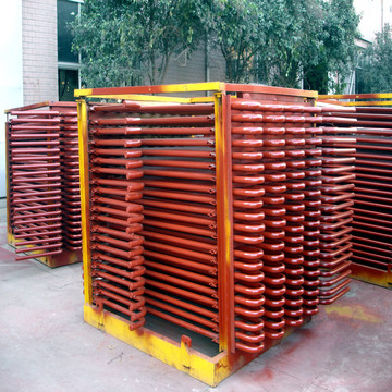 Steam Boiler Parts Water Tube Boiler Superheater
