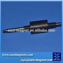 Mehrpoliger Magnetring / maßgeschneiderte rechte Pol-Lüfter-Rotormagnet ohne Klinge 19-5-55.4mm
