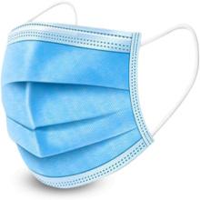 Masque jetable Masque médical non tissé 3 plis