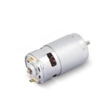 Carbon steel Shaft Brush permannet magnet dc motor 42mm diameter for power tools