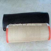 China proveedor ventas teflón fábrica de cinta transportadora de alibaba tienda