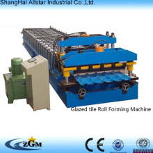 Excellent Glazed roof tile roll forming construction machine in high quality