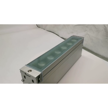 6W LED Underground Light Square Einbau linear