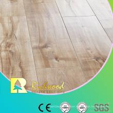 8.3mm E1 HDF Embossed Oak V-Grooved Waterproof Laminate Flooring