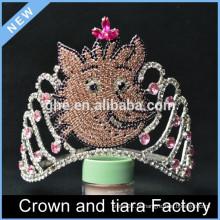 Crianças da coroa da rainha, decorações da coroa do rei, coroas do rei