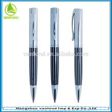 Pen factory direct high quality luxury metal gift pen with box packing