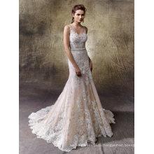 Новое Прибытие Кружева Русалка Свадебные Платья Свадебные Платья