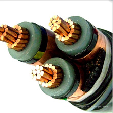 High ageing resisting 10mm2 95mm 120mm 240mm xlpe 3 core power yjv cable