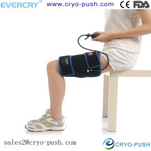 medical cold compression pack with belt and strap pressure capsule cold therapy