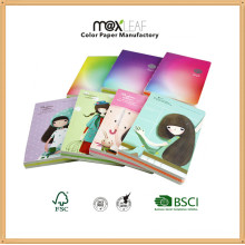 Colorful Series Diary Note Book Custom Printing Composition Notebook