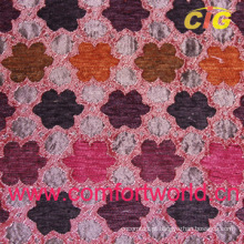 tecido de veludo de lã