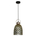 زجاج حديث Cappellini Meltdown Pendant Light