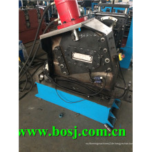 Verzinkte Bodenplatte Stereo Garage Roll Forming Equipment Russland