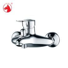 Китай Профессиональный санитарный настенный смеситель для ванны водопад