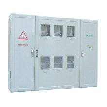 Three-Phase Meter Box for 6PCS Meters