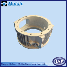 Alta qualidade rectilínea de fixação alumínio fundição peças
