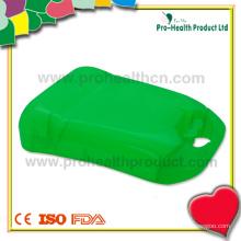 Mini coffret de premiers soins en plastique