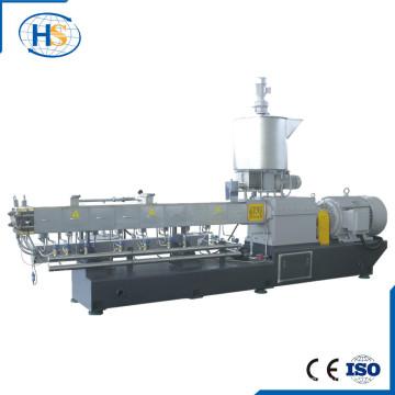 Fabricantes de la máquina de extrusión ABS Tse-65 para el llenado de masterbatch