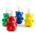 4 Bear Pump Bottle Finger Paints