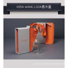 Fragrance Perfume Paper Cardboard Packaging Box with Inner Tray