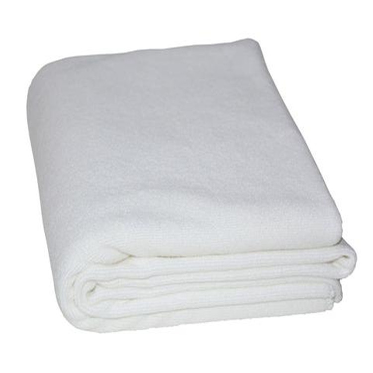Cotton Towel Set With Dobby
