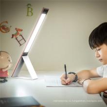 2017 элегантный дизайн мини-современных банкиров настольная лампа с сенсорным диммер