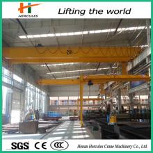 Interior de fábrica utilizado arriba puente grúa de 20 toneladas
