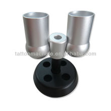 High quality New models metal Stainless Steel Ink Cup Holder Tattoo Machine Gun Holder Stand