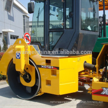 China new Road Roller XD132 Double Drum vibratory Roller