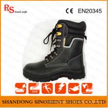 Модные полицейские сапоги безопасности Военный ботинок для полиции