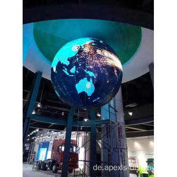 3m P3 LED Sphere Bildschirm