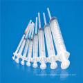 Medizinische wegwerfbare 3 Teile Luer-Schlupfspritze mit CER ISO GMP SGS TUV